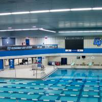 GVSU Swimming Pool